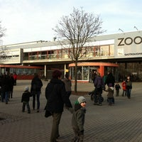 Photo taken at Zoo Dresden by Andreas S. on 3/3/2012