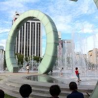 Photo taken at Busan Stn. - KTX/Korail by Cho-ah C. on 8/25/2012