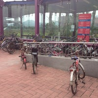 Photo taken at Baiyun Culture Square Metro Station by Yura S. on 6/7/2012