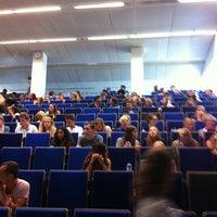 Photo taken at Vrije Universiteit - Hoofdgebouw by Peter K. on 9/4/2012