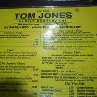 Photo taken at Tom Jones Family Restaurant by Nichelle M. on 3/4/2012