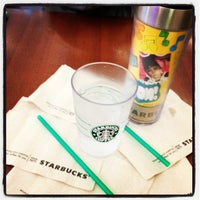 Photo taken at Starbucks by Dion D. on 9/4/2012
