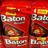 Photo taken at Supermercado Cidade by Márcio J. on 6/15/2012
