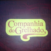 Photo taken at Companhia do Grelhado by Raphael R. on 5/19/2012