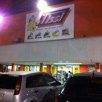 Photo taken at Supermercados Tissi by Nehi O. on 3/20/2012