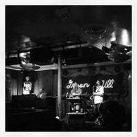 Photo taken at Green Mill Cocktail Lounge by Jon-o G. on 7/22/2012