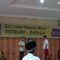 Photo taken at Kolam renang Bujana Tirta by Fera A. on 9/2/2012