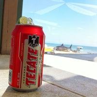 Photo taken at Beach House Tacos by Juanita on 7/26/2012