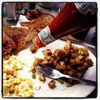 Photo taken at The Depot Cafe by Jaye M. on 6/1/2012