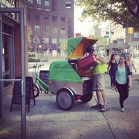 Photo taken at Birdbath Neighborhood Green Bakery by Jeff F. on 9/7/2012