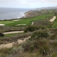Photo taken at Trump National Golf Club by Kate M. on 4/29/2012