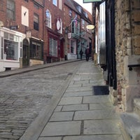 Photo taken at Steep Hill by Seb R. on 5/11/2012