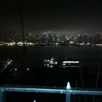 Photo taken at Edgewater, NJ by Catie K. on 3/16/2012