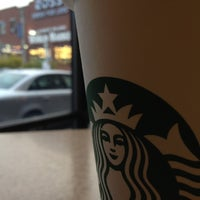 Photo taken at Starbucks by Erick M. on 4/23/2012