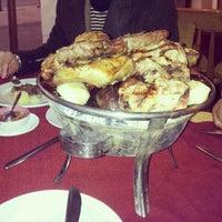 Photo taken at Restaurant 4 Puntos by Pamela S. on 7/28/2012