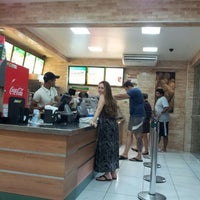 Photo taken at Subway by Edson G. on 6/4/2012