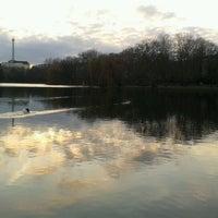 Das Foto wurde bei Bootshaus Stella am Lietzensee von Sarah P. am 3/5/2012 aufgenommen