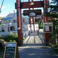 Foto tomada en The Dredge Restaurant por Kelly H. el 6/9/2012