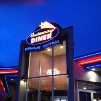 Photo taken at Gateway Diner by Julissa F. on 2/12/2012