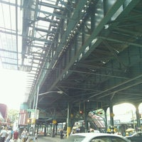Photo taken at MTA Subway - Burnside Ave (4) by Harrison Osito C. on 8/23/2012