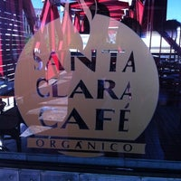 Photo taken at Café Santa Clara by Bruna on 7/28/2012