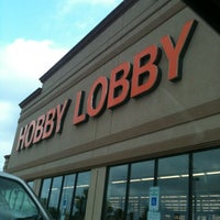 Photo taken at Hobby Lobby by Karen K. on 5/24/2012