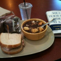 Photo taken at Panera Bread by April S. on 6/20/2012