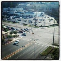 Photo taken at Sheraton Baltimore North Hotel by Nadeem on 7/6/2012
