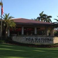 Photo taken at PGA National Resort & Spa by Sergio M. on 3/27/2012