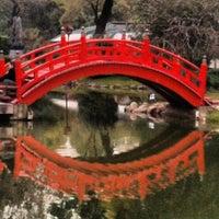 Foto tirada no(a) Jardín Japonés por Daniel J. em 6/18/2012