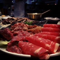 Photo taken at Manna Korean BBQ by Ruby D. on 7/17/2012