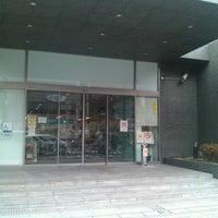 Photo taken at 西成区役所 by Hirotake M. on 6/27/2012