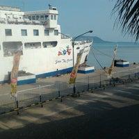 Photo taken at Pelabuhan Bakauheni by Hadi P. on 8/23/2012