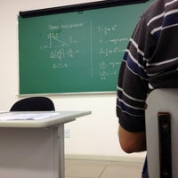 Photo taken at Escola de Engenharia - UFF by Jonei R. on 3/29/2012