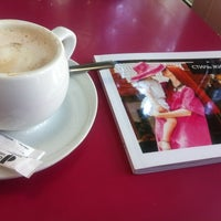"Photo taken at Coffee Shop ""Napoleon"" by Anastasia K. on 6/24/2012"