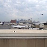 Photo taken at Logan Airport B Parking by David P. on 5/14/2012