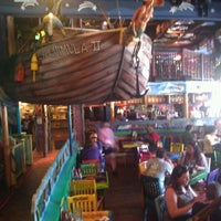Photo taken at Margaritaville by Veronica M. on 5/19/2012