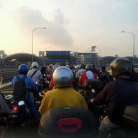 Photo taken at Tuas Checkpoint (Second Link) by Thava S. on 8/10/2012