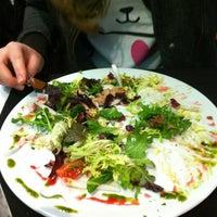 Photo taken at Café de Galicia by Alex W. on 3/4/2012
