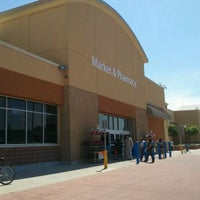 Photo taken at Walmart Supercenter by hm h. on 4/21/2012