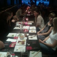 Photo taken at Ask de Chef - Fusion | Sushi | Lounge by Ferry-Jan W. on 9/2/2012
