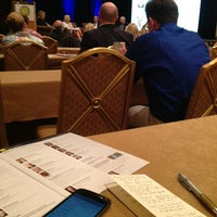Photo taken at ICSC NOI+ Conference by CircusStrategic on 9/5/2012