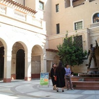 Photo taken at USC School of Cinematic Arts (SCA) by Hao M. on 5/10/2012