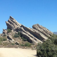 Photo taken at Vasquez Rocks Park by Alexa C. on 7/19/2012