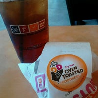 Photo taken at Dunkin' Donuts by Jordan on 7/9/2012