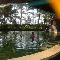 Photo taken at Grage Sangkan Hotel & Spa by vera on 5/18/2012