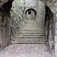 Photo taken at Castello di Brescia by Massimiliano S. on 6/10/2012