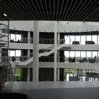 Photo taken at Reykjavík University by Luis F. on 8/20/2012