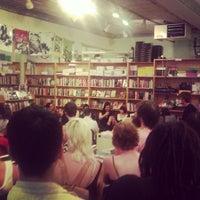 Photo taken at Bluestockings by Nate B. on 7/18/2012