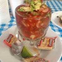 Photo taken at La Fruta Feliz by Tiffany S. on 5/22/2012